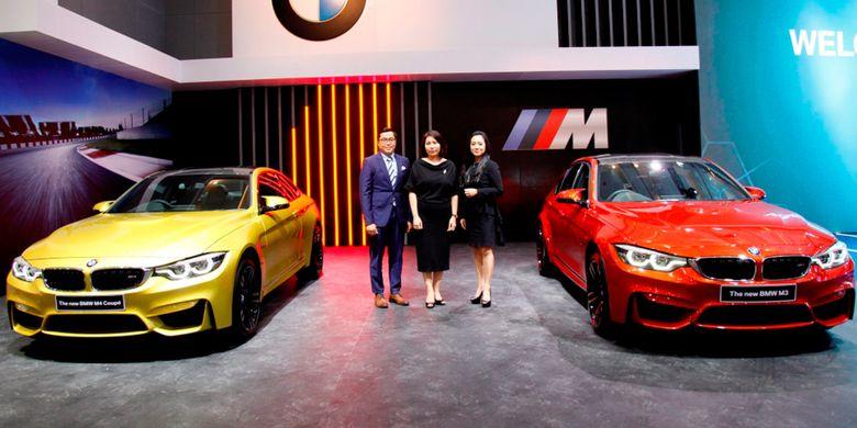 BMW M4 dan M3 meluncur