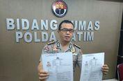 Polisi Tangkap Pengirim Paket Bom Rakitan 'Low Explosive' di Surabaya