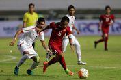 Soal Pendistribusian Bola, Evan Dimas Kalahkan 14 Pemain Indonesia
