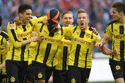 Gagal Menangi Derbi Ruhr, Dortmund Turun ke Posisi Keempat