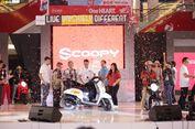 Honda Scoopy Baru, Mengaspal di Jawa Tengah