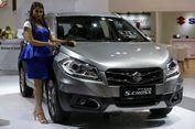 Mau Ada Model Baru, Suzuki S-Cross Diskon Rp 40 Juta