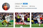 Ketika Sang Anak Ikuti Jejak Cristiano Ronaldo...