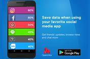 Opera Klaim Bisa Pangkas Kuota Data Facebook