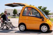 Ini Mobil Khusus untuk Pengguna Kursi Roda