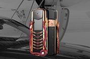Ponsel Vertu Cobra Dijual Rp 4,7 Miliar, Dikirim dengan Helikopter