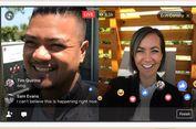 Dua Akun Facebook Bisa Siaran 'Live' Bersamaan