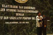 Anies-Sandi Diminta Tak Lakukan Pembangunan Fisik pada 2 Bulan Pertama