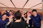 Apple Store Singapura Resmi Dibuka Hari Ini
