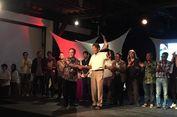 Martin Aleida Raih Penghargaan Cerpen Pilihan Kompas 2016