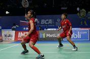 Greysia/Apriani Hadapi Unggulan Pertama di Semi-Final