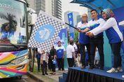 600 Pedagang Pulsa Mudik Bareng XL
