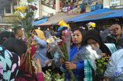 Tradisi Berburu Bunga Sehari Sebelum Lebaran, Harum di Mana-mana