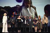 Video di Balik Layar 'The Last Jedi' Tampilkan Carrie Fisher