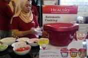 Sharp Targetkan Perluas Pangsa Pasar 'Small Home Appliance'