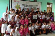Ekpedisi Daihatsu Terios Maluku Utara, Sentuh Pendidikan