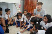 Guru dari Korea Cari Pengalaman Mengajar di Banyuwangi