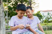 Sisi Positif dan Negatif Anak Bermain Ponsel