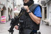 Serangan dengan Gergaji Mesin di Swiss, Lima Orang Terluka