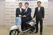 Demi Motor Listrik, Honda dan Yamaha 'Bergandengan'