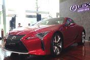 Lexus LC500, Jatah Cuma 10 Unit