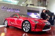 Lexus LC500 Akhirnya Meluncur di Indonesia