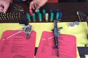 Senjata Api Ilegal Dirakit di Bogor dan Dijual Murah
