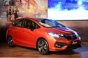 Honda Jazz 'Facelift' Lumayan Banyak Peminat