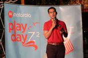 Android Moto Z2 Play Resmi Meluncur di Indonesia