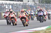 Kesalahan Berbuah Kemenangan buat Marquez di GP Ceko
