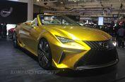 Tampang Konsep Mewah dari Lexus