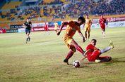 Hadapi Laga Berat, Sriwijaya FC Dihantui Krisis Lini Belakang