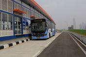 Ada Kamera CCTV di Belakang Bus Transjakarta, Untuk Apa?