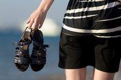 Mencegah Kaki Lecet Karena Sandal Kulit