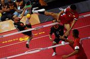 SEA Games 2017, Sepak Takraw Putra Sabet Medali Perak