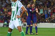 Barcelona Tetap Menang meskipun 3 Tembakan Messi Bentur Tiang