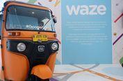 Waze Bisa Memandu Mobil Sesuai Aturan Ganjil-Genap di Indonesia