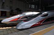Kereta Peluru China Tercepat di Dunia, Bagaimana Jepang dan AS?