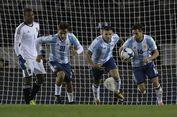 Skenario Argentina Lolos ke Piala Dunia 2018