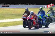Marquez Marah dengan Tingkah Iannone