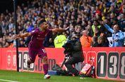 Hasil Liga Inggris, 'Hat-trick' Aguero Antar Man City ke Puncak