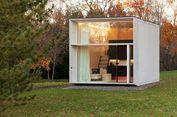 Rumah 25 Meter Persegi Bisa Dibangun dalam Sehari