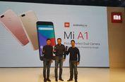 Resmi, Xiaomi Mi A1 Dijual Rp 3,1 Juta di Indonesia
