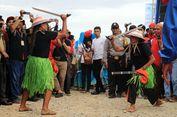 Orang Polahi Sedot Perhatian Di Festival Pesona Danau Limboto