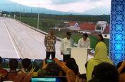 Saat Jokowi Lupa Memberikan Hadiah Sepeda Kepada Syamroni...