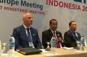 Menhub 'Pamer' Keberhasilan Tol Laut di Depan Delegasi ASEM-TMM