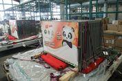 Dua Panda yang Didatangkan dari China adalah Sepasang K   ekasih