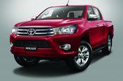 Toyota Hilux Punya Tampang dan Mesin Baru