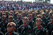 Survei Kompas: Citra TNI Naik hingga 94 Persen, Citra DPR Terendah