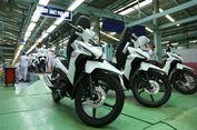 Honda Meluncurkan Revo X dengan 'Baju' Baru